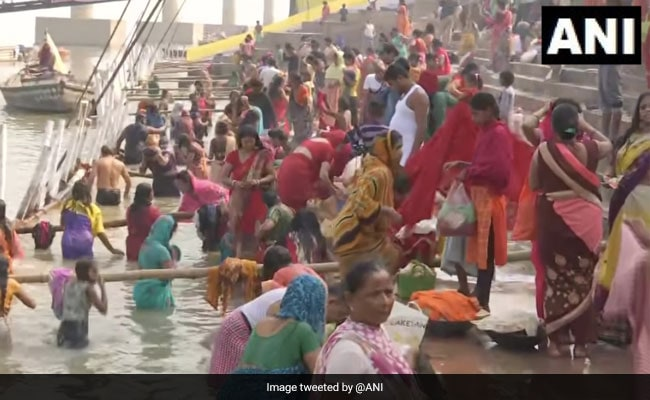 'When People Can Enjoy Swimming...': Delhi BJP MP's Chhath Puja Pitch