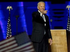 """Time To Heal America"": Joe Biden In 1st Address To Nation"