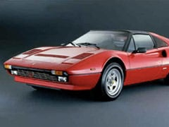 38-Year-Old Ferrari Converted In To A Powerful Electric Vehicle