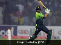 Pakistan Drop Malik, Amir For Upcoming T20Is Against New Zealand