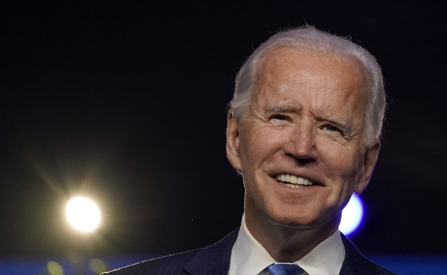 In One Of The First Tasks After Winning, Joe Biden Changes Twitter Bio