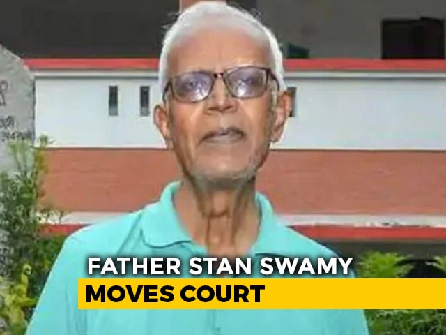 Video : Arrested Activist, 83, Requests Straw Citing Parkinson's. NIA Wants Time