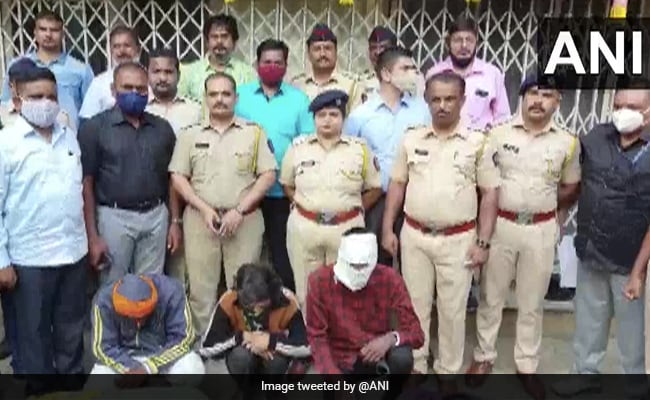 3 Arrested In Palghar For Robbing ATM Cash Van, Rs 4.23 Crore Recovered