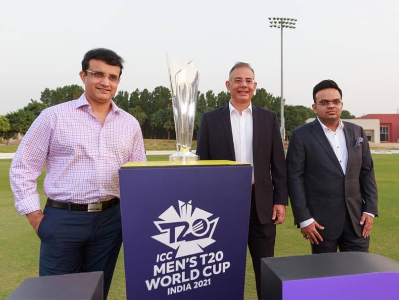 """Matter Of Great Honour,"" Says Sourav Ganguly As Countdown To 2021 T20 World Cup Begins"