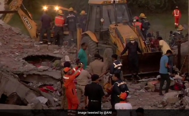 Nine Dead As Godown Collapses After Explosion In Gujarat: Official