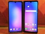 Video: LG's Makeshift Foldable Phone