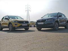 Skoda Karoq and Volkswagen T-Roc: How Are They Different?