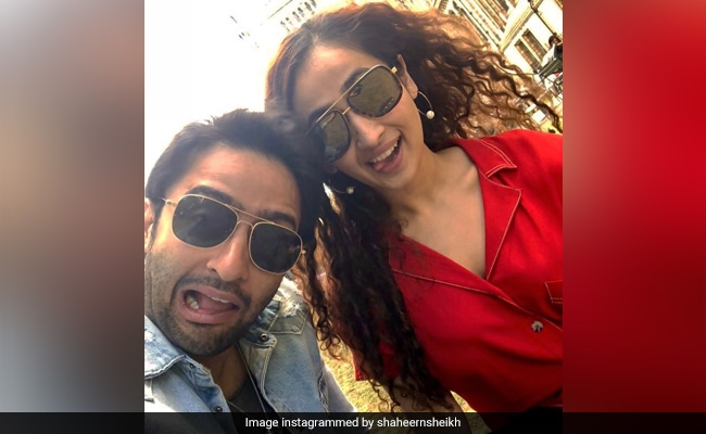 Actor Shaheer Sheikh Just Made It Instagram Official With Ruchikaa Kapoor