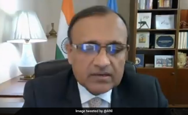 India To Take Up Terrorism, Vaccines, Climate Change At UN: Envoy