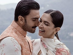 "On Second Wedding Anniversary, Ranveer Singh And Deepika Padukone Share Stunning Pics: ""Two Peas In A Pod"""