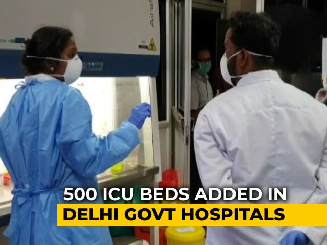 Video: MBBS Students, Dentists To Assist Doctors In Covid Treatment In Delhi