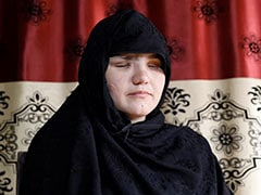 Afghan Woman Shot, Blinded, For Getting Job