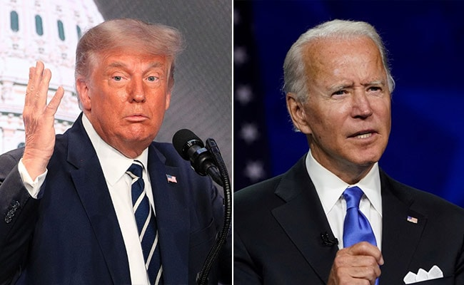 US Election Results 2020: Trump, Biden's Eleventh Hour Tweets In US Results Thriller