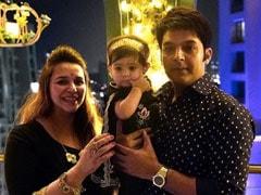 Kapil Sharma दोबारा बनने वाले हैं पिता, अगले साल बेबी को जन्म देंगी पत्नी गिन्नी चतरथ...देखें Video