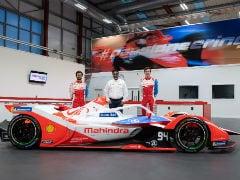 Formula E: Mahindra Racing Unveils M7Electro, Confirms Alex Lynn For 2020/21 Season