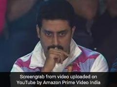 अभिषेक बच्चन ने 'संस ऑफ द सॉइल: जयपुर पिंक पैंथर्स' का ट्रेलर किया लॉन्च, देखें Video