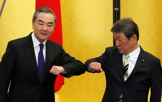 Japan, China Agree To Resume Two-Way Travel, Coordinate On East China Sea