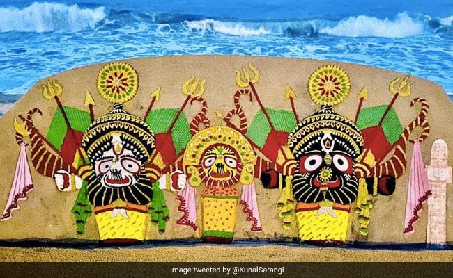 Nagarjuna Besha Of Lord Jagannath After 26 Years In Puri Today