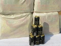 रेलवे स्टेशन पर 840 कैन विदेशी बीयर के साथ पकड़ी गई नाइजीरियाई महिला