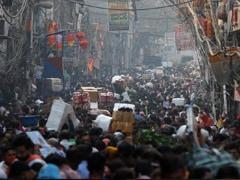 ICU Beds Full Amid Covid Surge As Delhi Preps To Celebrate Diwali