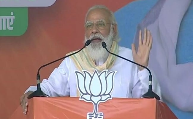 'Don't Forget Those Who Questioned': PM Raises Ayodhya At Bihar Rally