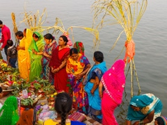 """You Want Only 1,000 Persons. How Come?"" Court Scoffs At Chhath Puja Plea"