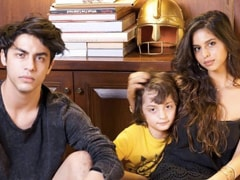 Aryan Khan Shows What Birthday Chill Looks Like. Thanks, Gauri Khan