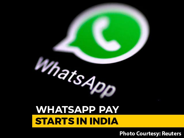 Video : WhatsApp Pay UPI Payments Launched in India