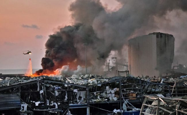 Lebanon Judge Wants Ministers Investigated Over Port Blast
