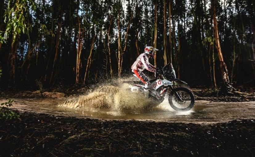 The Spanish rider won both the BAJA events this season - the BAJA Do Pingal and BAJA Portalegre.