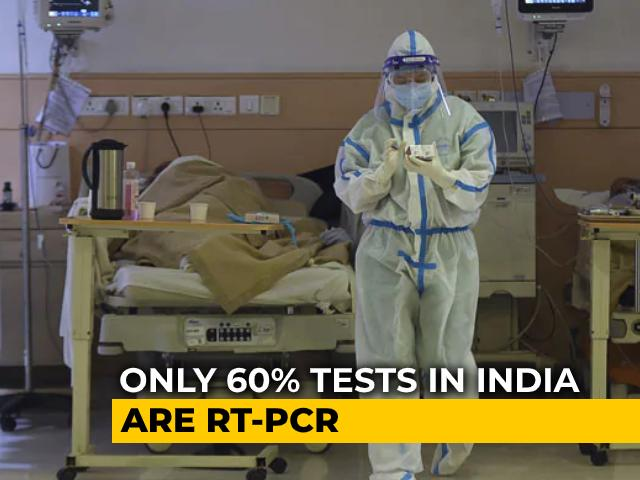 Video : India Has Not Reported 3.4 Million Covid Cases