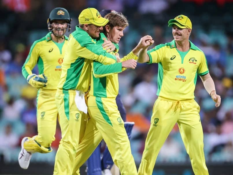 India Vs Australia 1st Odi Series Match Highlights Australia Beat India By 66 Runs Take 1 0 Lead In 3 Match Series Cricket News