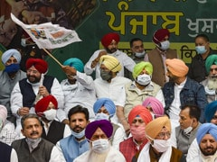 "Punjab Accuses Centre Of Creating ""Economic Blockade-Like"" Situation"