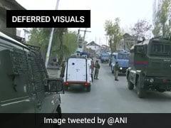 श्रीनगर में सुरक्षाबलों के साथ मुठभेड़ में हिजबुल मुजाहिदीन का प्रमुख मारा गया, पुलिस ने दी जानकारी