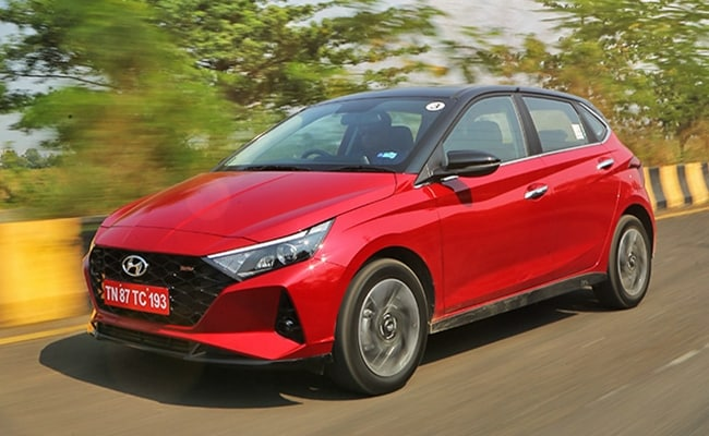 Hyundai i20 Receives 25,000 Bookings