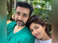 """Still Have Eyes On You"": Shilpa Shetty's Wish For Raj Kundra On Their 11th Wedding Anniversary"