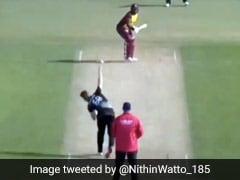 NZ Vs WI: 46 गेंद पर शतक जड़ने के बाद खिलाड़ी ने हवा में उड़कर लिया ऐसा कैच, देखता रह गया बल्लेबाज - देखें Video