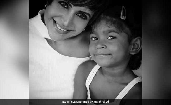 Mandira Bedi's Daughter Tara, 4, Is Her 'LockStar'