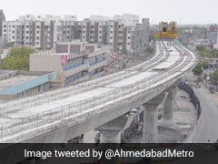 Metro Services To Remain Suspended In Ahmedabad During Curfew On Nov 21-22