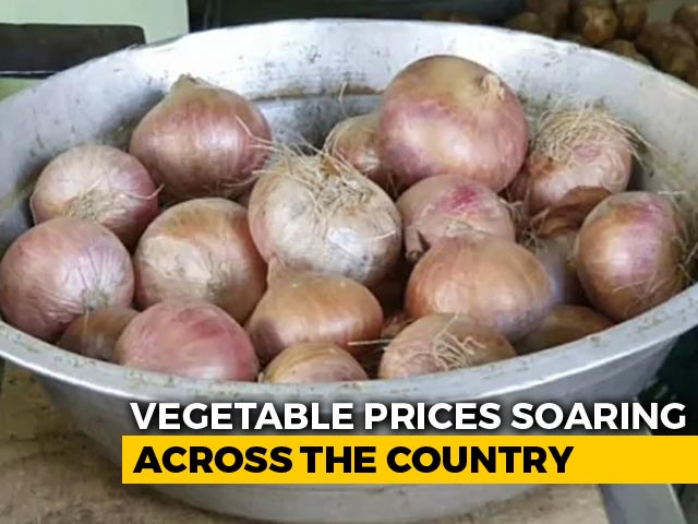 Video : 2 Weeks On, Surge In Vegetable Prices Continues In Mumbai