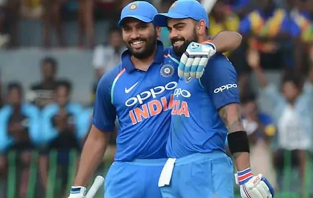 Ind vs Aus 1st ODI: बीसीसीआई ने कहा कि इस वजह से रोहित टीम के साथ नहीं गए ऑस्ट्रेलिया, लेकिन विराट का सवाल..