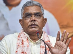 Trinamool Congress Behind Artificial Potato Crisis In Bengal: BJP's Dilip Ghosh