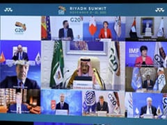 Covid Crisis Dominates G20 Summit In Saudi, First For An Arab Nation