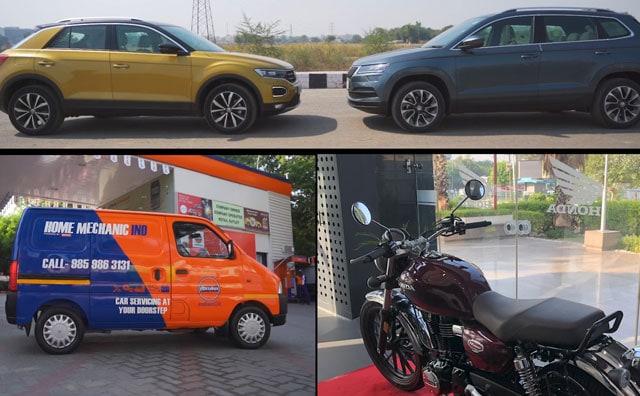 Video : Skoda Karoq vs VW T-Roc, Honda Interview, IOC Servicing