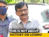 "Video : ""Not Victory Of Hindutva"": Sanjay Raut On Reopening Of Religious Places"