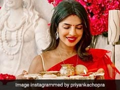 Priyanka Chopra, Kajol And Shilpa Shetty Paint The Town Red For Karwa Chauth