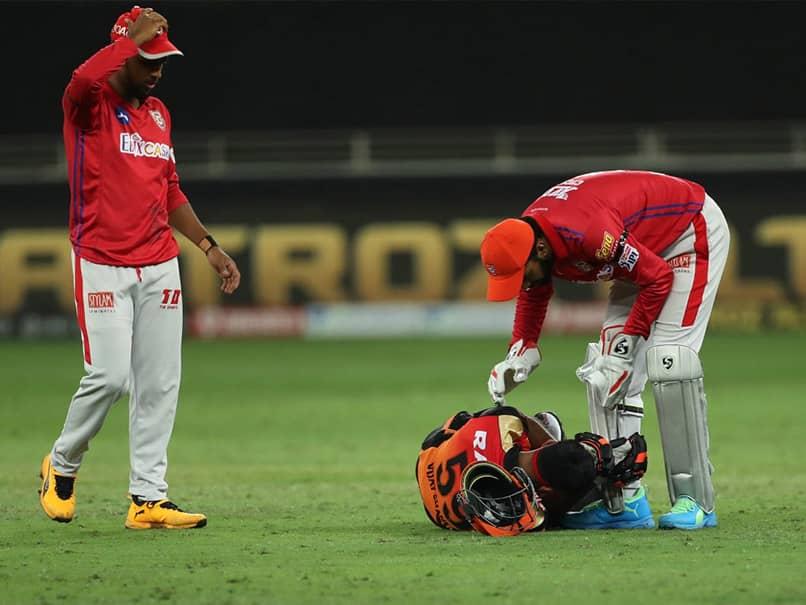 Sachin Tendulkar Urges ICC To Make Helmets Mandatory After Vijay Shankar Escapes Grave Injury During IPL Game