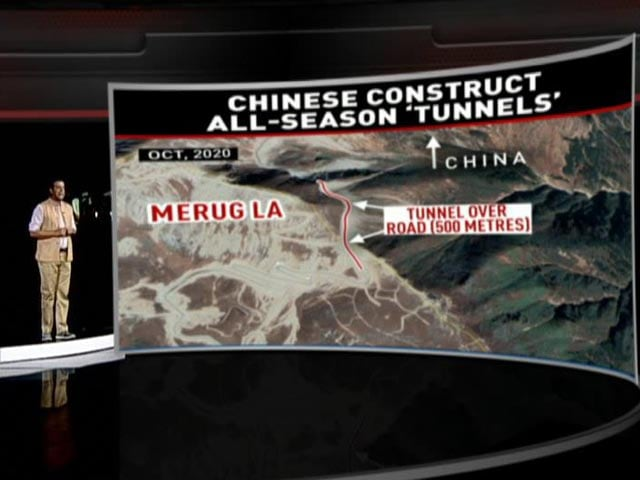 Video : Exclusive: China Building New 'Tunnels' For Winter At Border Hotspot Doklam