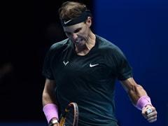 Rafael Nadal Cruises At ATP Finals As Dominic Thiem Takes Revenge Against Stefanos Tsitsipas
