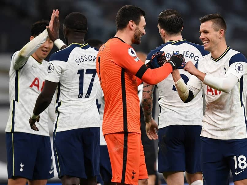 Premier League: Tottenham Show Title Credentials With Win Over Toothless Manchester City